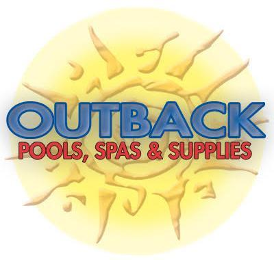 outback pools and spas logo