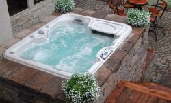 installation-sundance-spa-backyard-flowers-wichita-falls