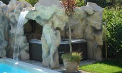 installation-sundance-spa-waterfall-backyard-wichita-falls