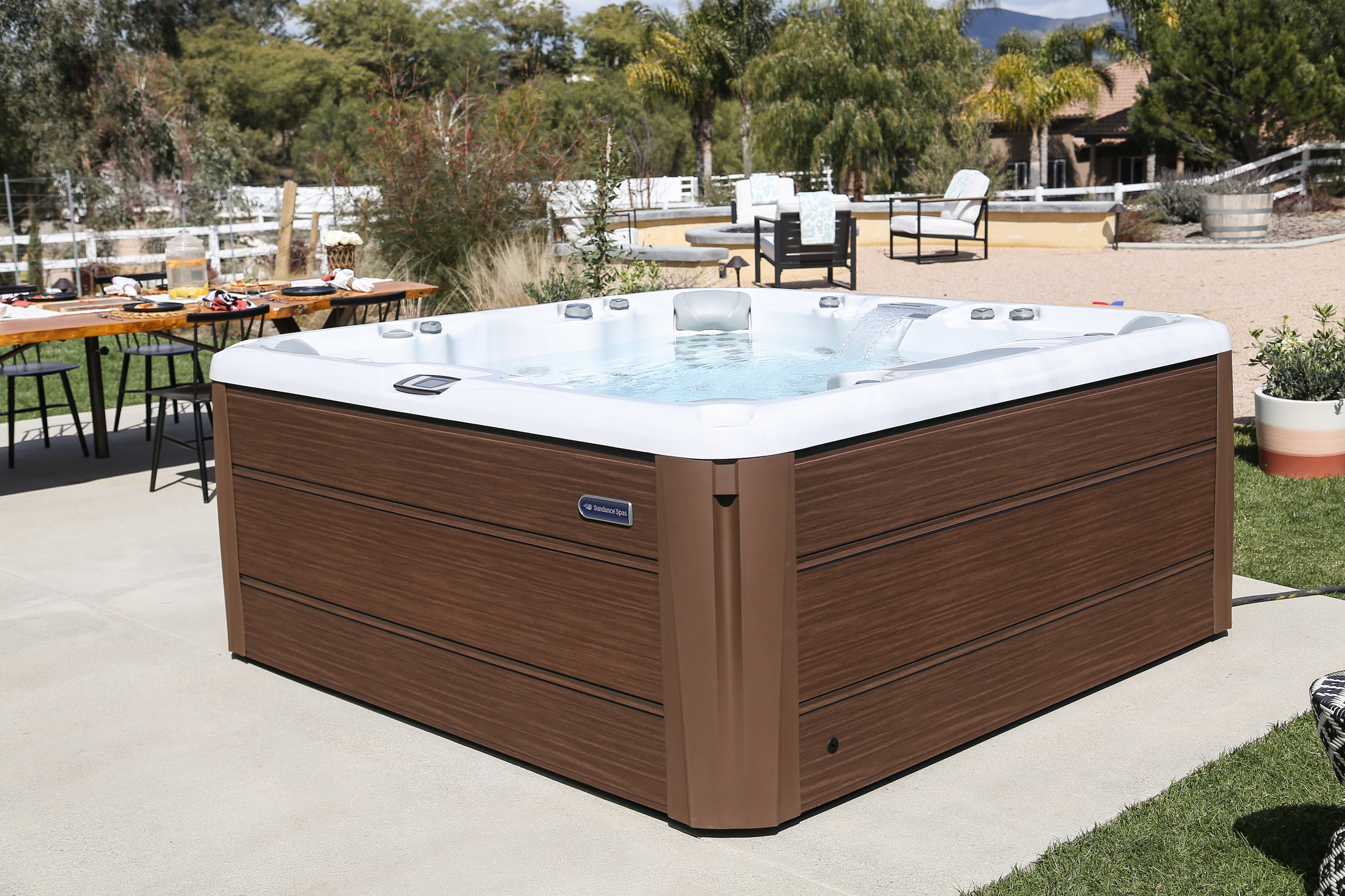 What Foundation Is Best For My Hot Tub